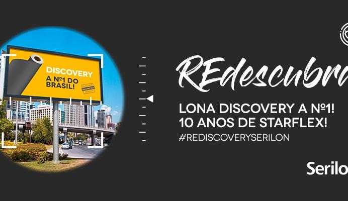 10 ANOS DE STARFLEX NA SERILON!